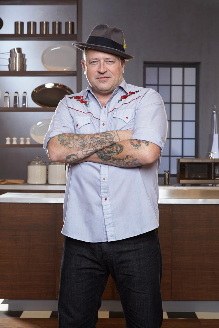 """Dangerously Delicious Pie owner Rodney Henry is a contestant on the ninth season of """"Food Network Stars."""""""