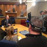 Berry: We're working to 'de-escalate' anger at APD (Video)