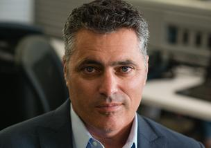 Cloudera CEO Tom Reilly said his fast-growing company is spending significant amounts of money on research and development as it chases a market worth $50 billion or more.