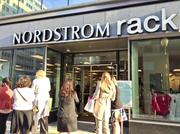 A Nordstrom Rack store that opened in downtown Washington, D.C.
