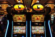 Denominations for the more than 2,000 slot machines and video poker machines range from 1 cent to $500 per spin.