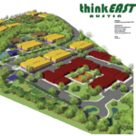 Cost of Living: ThinkEast project combines lower-cost apartments, workspaces into 'creative' hub