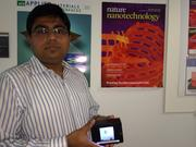 Debashis Chanda, an assistant professor at UCF, and his team had a breakthrough in new technology to bend light.