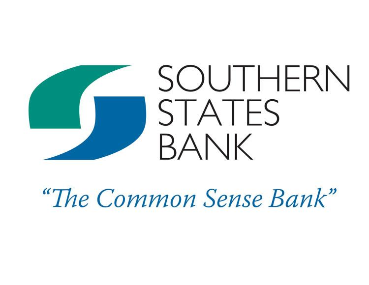 Southern States Bank has declared its second dividend to stockholders since being chartered in 2007, a $0.20 dividend to all stockholders as of Dec. 6.