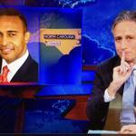 ​'The Daily Show' targets Cannon arrest details, satires HERS feminine product line