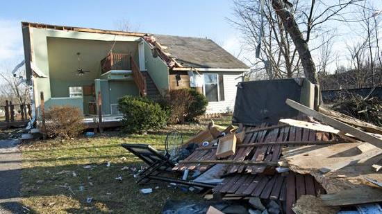 As Louisville thaws from an unseasonably cold winter, the Kentucky Farm Bureau Insurance has issued a reminder that spring often brings storms, flooding and property damage. The tornado that struck Henryville in 2012 caused significant property damage throughout the area.
