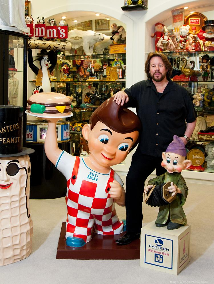 "Phoenix real estate developer Michael Pollack will make a guest appearance on A&E's new reality TV show ""Barry'd Treasure,"" a spinoff of ""Storage Wars."" Pollack stands in his own collector's museum in Mesa."