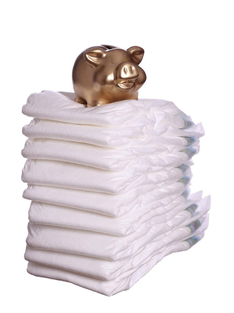 Diapers can be cost prohibitive for poor families. The PDX Diaper Bank aims to help.