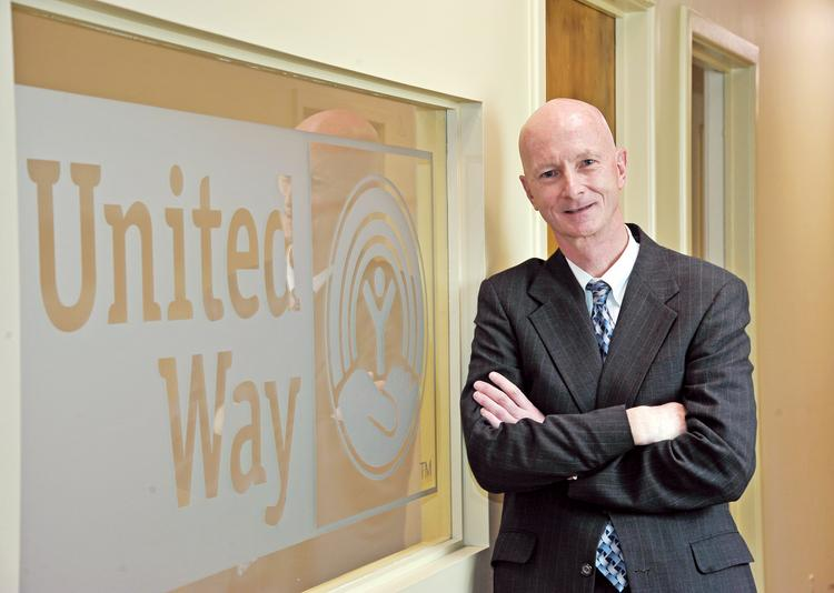 Brian Hassett, executive director of the local United Way chapter, says there's only one direction for the area to go: up.