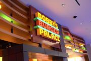 In addition to serving up burgers, Bobby's Burger Palace has milkshakes and its own bar.