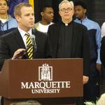 New Marquette coach <strong>Wojciechowski</strong> hopes to coach there for long haul