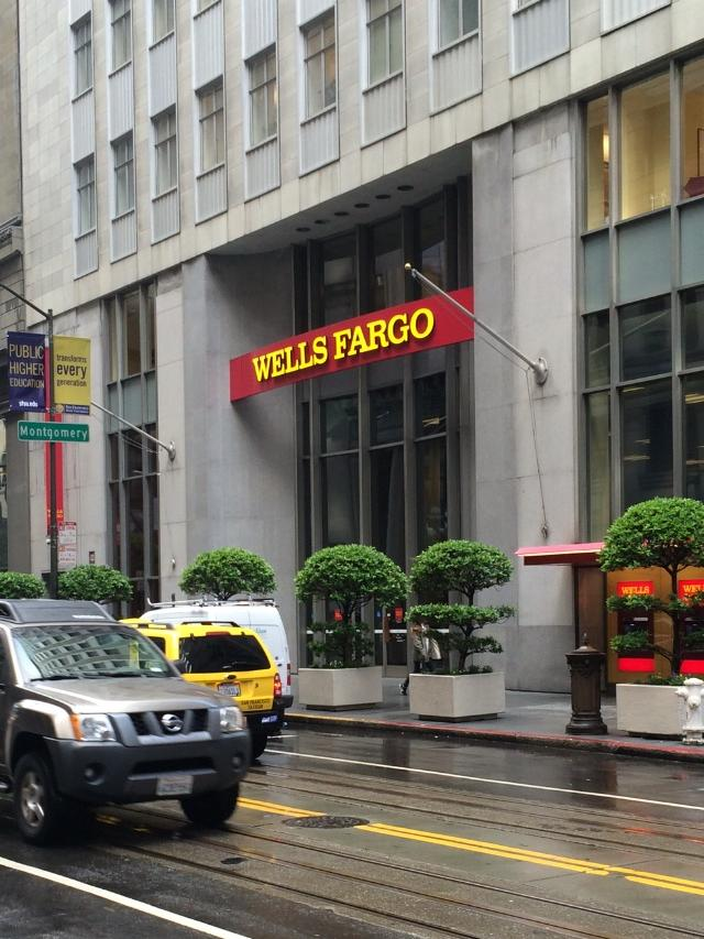 Wells Fargo is laying of local workers.