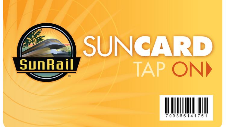 SunRail had sold about 12,000 reloadable SunCard passes to businesses and organizations in Central Florida as of mid-March.