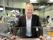 Eric Stille is CEO and president of the Woodland-based Nugget Market.