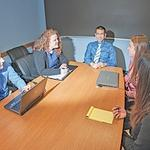 MBA students tackle pro bono projects