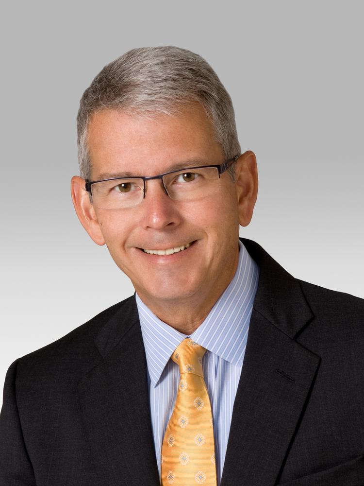 Dean Priddy, chief financial officer of Greensboro-based RF Micro Devices
