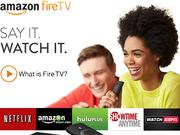 On Wednesday, Amazon announced its new Fire TV, a $99 streaming video device.