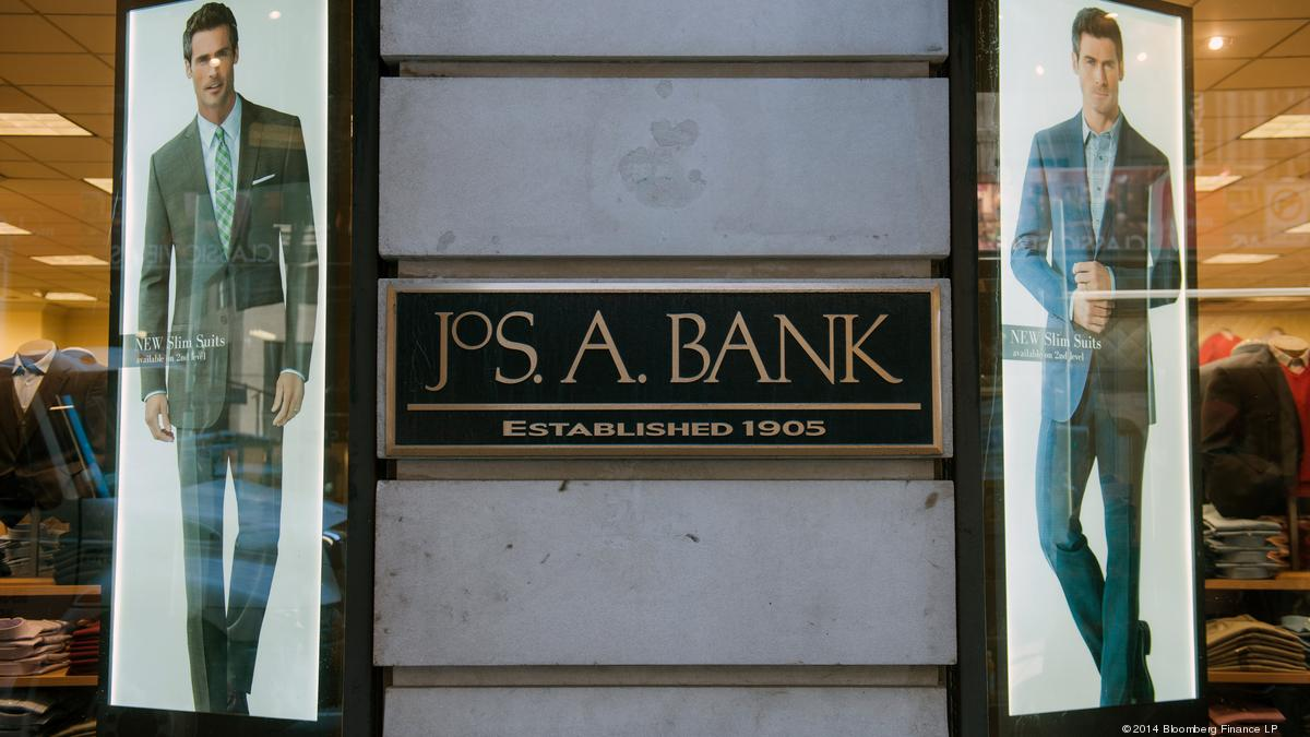 Men's Wearhouse to phase out Jos. A. Bank's 'unsustainable ... Joseph A Bank