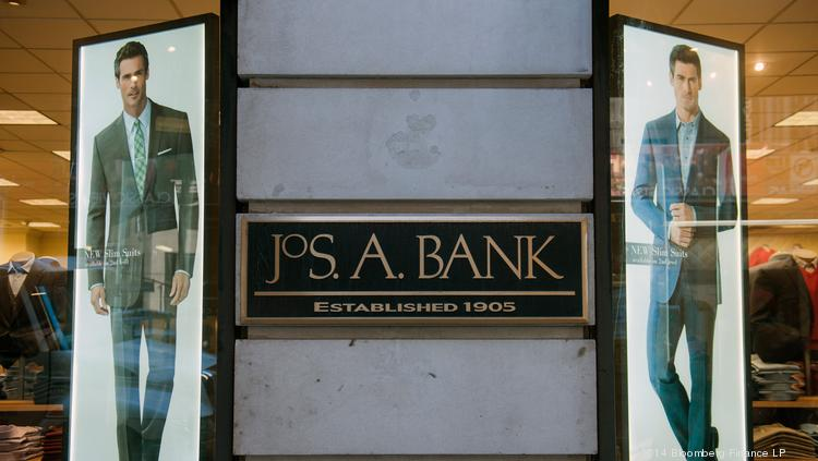 Menswear retailer Jos. A. Bank Clothiers Inc. has signed a lease at the Palladio at Broadstone.