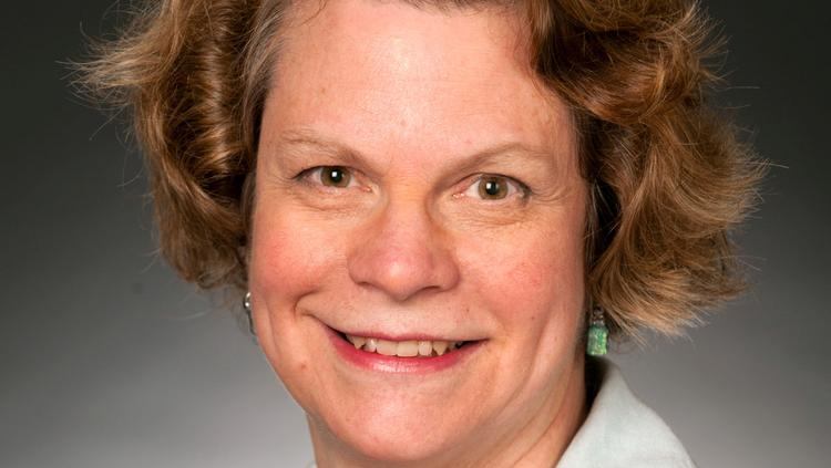 Dr. Margaret Hostetter was named Cincinnati Children's Hospital Medical Center's first female chief medical officer.