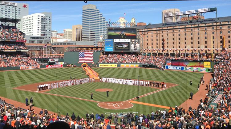 Orioles fans pack Oriole Park at Camden Yards — but mostly when the team is winning.