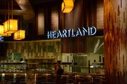 Heartland is one of the options at Spread, serving up classic American fare. The buffet also has Rhineland, which features Cincinnati-inspired dishes.
