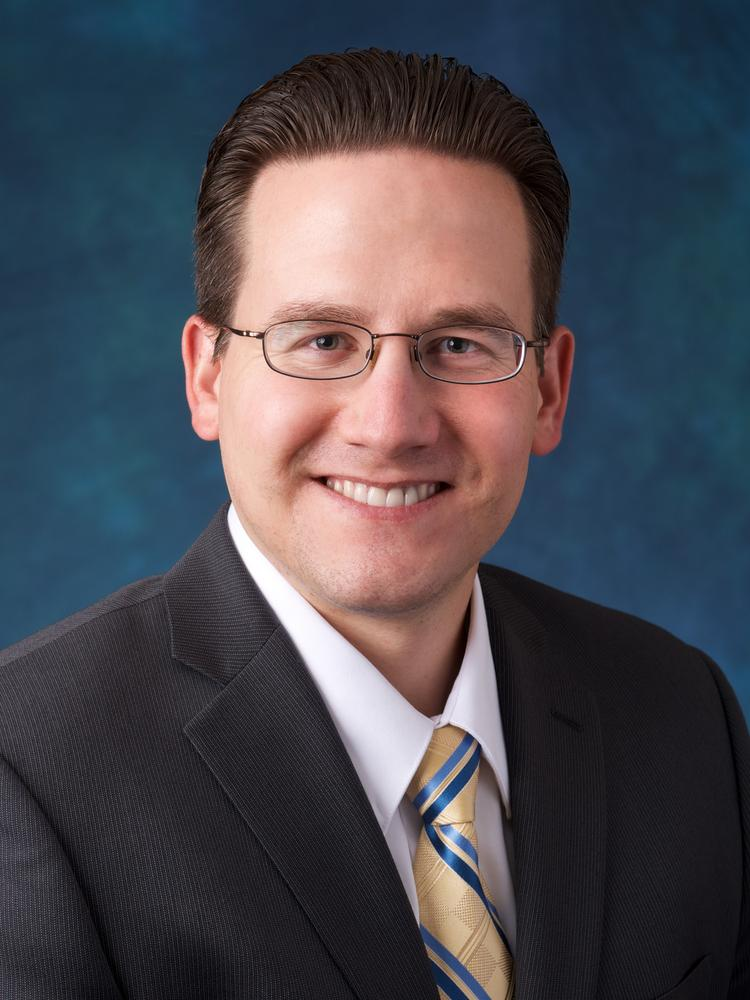 Bob Just is regional COO for St. Joseph Health's statewide medical foundation, St. Joseph Heritage Healthcare.
