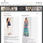 Park Place launches virtual 'LookBook'