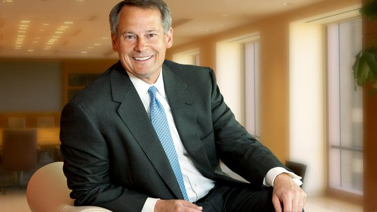 Walt Bettinger, president and CEO of Charles Schwab Corp.