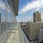Work wraps up at <strong>Tower</strong> at Old Post Office Plaza