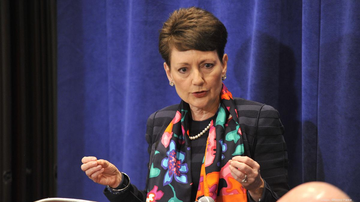 Duke Energy CEO Lynn Good scrambles senior management team - Charlotte Business Journal