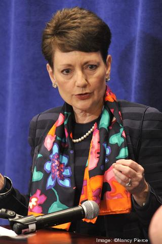 Duke Energy CEO Lynn Good