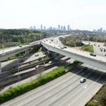 Long-awaited flyover ramps open to Buckhead traffic (SLIDESHOW)