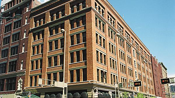 700 Walnut Building size: 86,750 square feet Available: 9,000 square feet Lease rate: $16.70 fsg