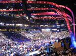 <b>Cleveland woos Republican convention site selection group as Denver waits its turn</b>