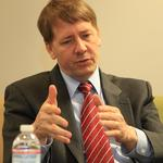 <strong>Richard</strong> <strong>Cordray</strong>: Prepaid cards, payday rules next