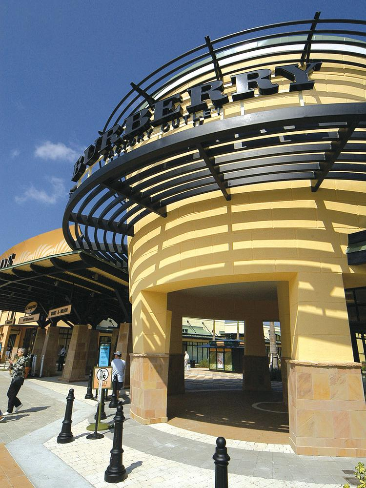 d4ded433ab8 The Colonnade Outlets at Sawgrass Mills Mall expands again  More ...