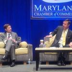 Marriott CEO Arne Sorenson says D.C. will become 'much more competitive' than Maryland in business (Video)
