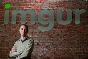 Alan Schaaf, CEO and co-founder of Imgur.