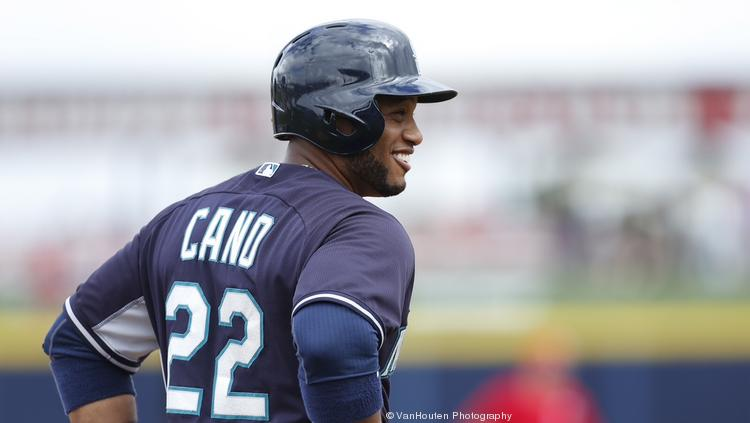 Seattle Mariners infielder Robinson Cano signed a $240 million, 10-year, contract.