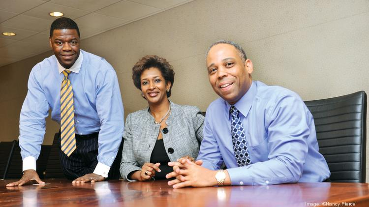 CertusBank execs in 2010 included, from left, Charles Williams, Angela Webb and Walter Davis. Davis and Webb were dismissed this week. Williams left the bank March 31.