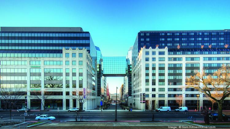 The Meridian Group has acquired Techworld, two adjacent buildings overlooking Mount Vernon Square