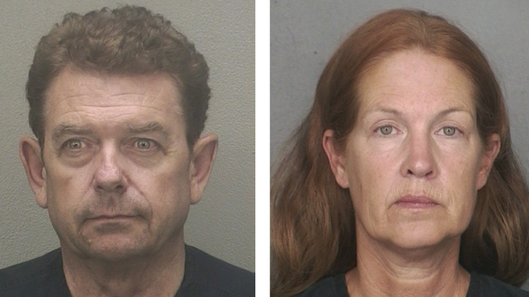 Colin and Andrea Chisholm face charges of wrongfully obtaining public assistance.