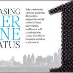 Chasing Tier One status: How having a top research university would affect DFW