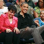 Sheila Johnson teaches up and comers how to play the game of life (Video)
