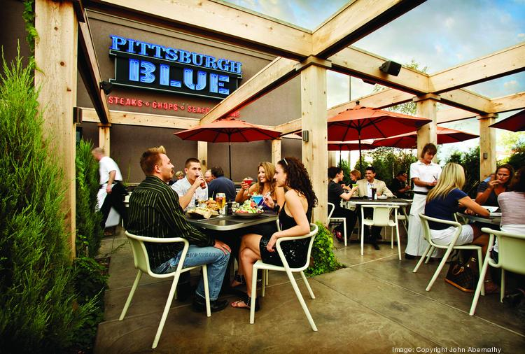 Pittsburgh Blue, run by Parasole Restaurant Holdings, is adding an outdoor bar and casual seating in Maple Grove.
