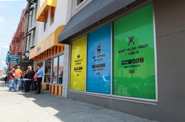 16-Bit Bar & Arcade is coming to Fourth Street downtown this summer.