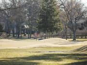 One of the greens at Standard Country Club is shown here.