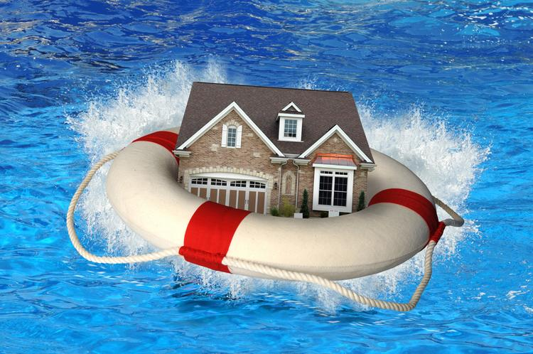 Foreclosures, both in the region and statewide, have dropped to a seven-year low, according to PropertyRadar. The bad is that locally, thousands of homes are still underwater, and the overall housing market trend doesn't clearly suggest they'll be saved by rising appreciation any time soon.
