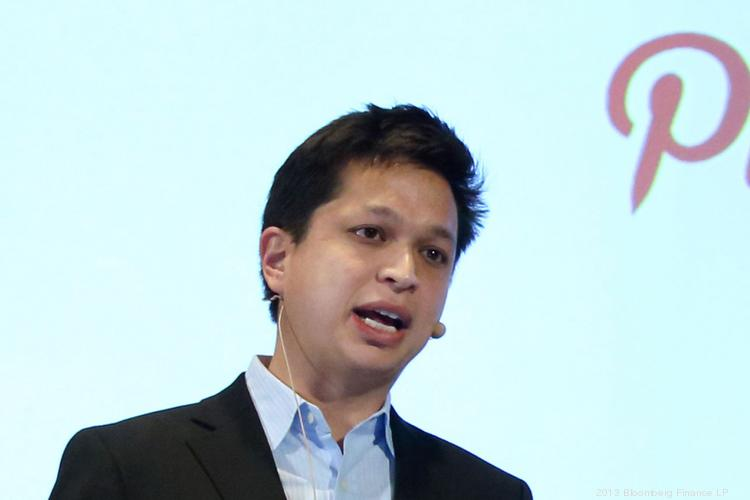 Ben Silbermann, CEO of Pinterest